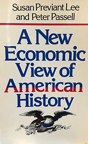 A New Economic View of American History: Susan Lee