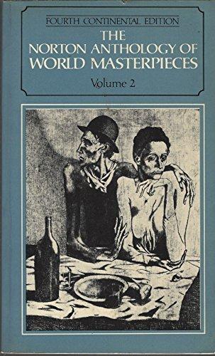 9780393950908: The Norton anthology of world masterpieces