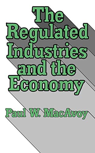9780393950946: Regulated Industries & the Economy (Paper)