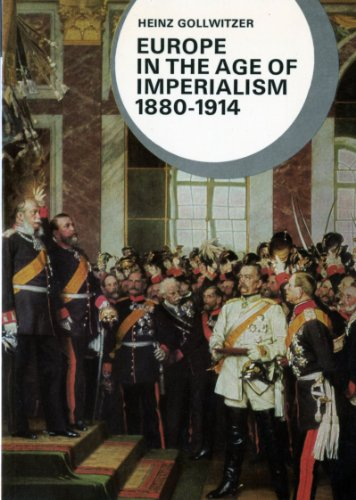 9780393951042: Europe in the Age of Imperialism, 1880-1914 (Library of World Civilization)