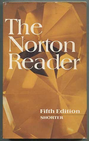 norton reader education The norton reader: an anthology of nonfiction the norton reader began as an attempt to introduce students to the essay as a genre  education.
