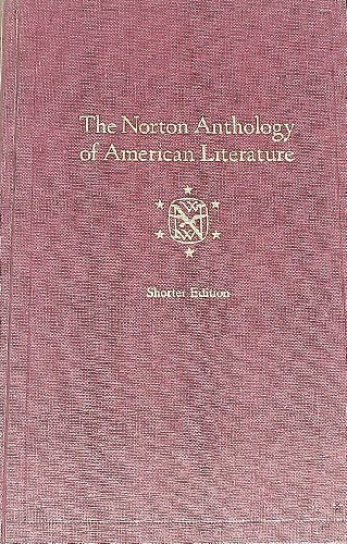 9780393951196: Gottesman Norton Anthology of American Literature (Shorter Edition)