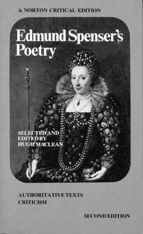 9780393951387: Edmund Spenser's Poetry (Norton Critical Edition)
