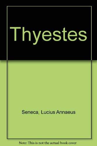 9780393952377: Thyestes