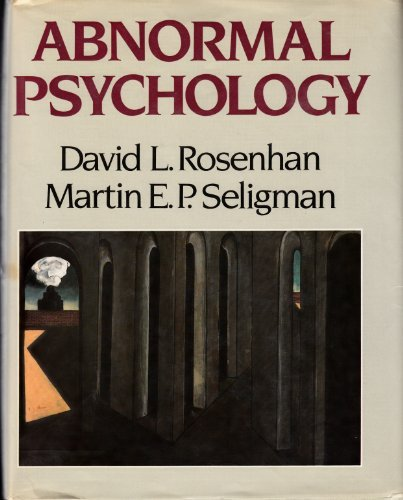 9780393952773: Abnormal Psychology