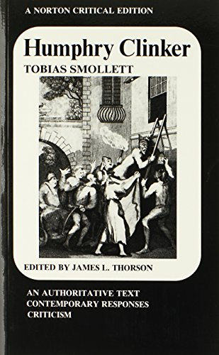 9780393952834: Humphry Clinker (Norton Critical Editions)