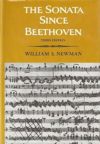 9780393952902: Sonata Since Beethoven