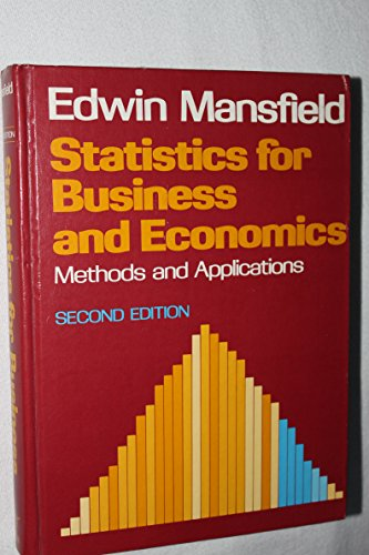 9780393952933: Statistics for Business and Economics: Methods and Applications