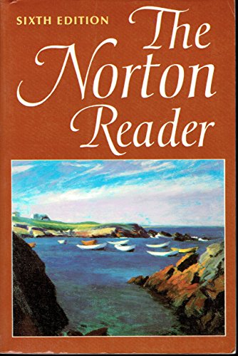 9780393952964: The Norton reader: An anthology of expository prose