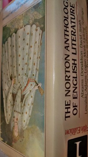 The Norton Anthology of English Literature, Vol.: Meyer Howard) M.