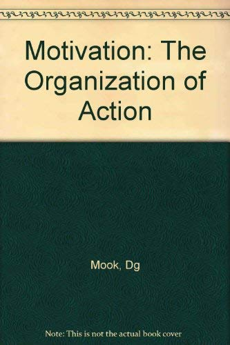 9780393954746: Motivation: The Organization of Action