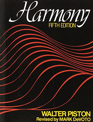 9780393954807: Harmony: Fifth Edition