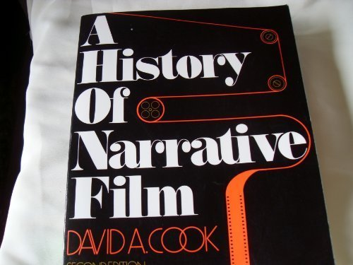 History of Narrative Film - 2nd edition: David A. Cook