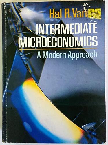 Varian: Intermediate Microeconomics - A Modern Approach: HR VARIAN