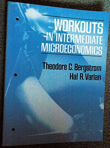 9780393955774: Workouts in Intermediate Microeconomics