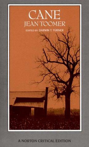 9780393956009: Cane (Norton Critical Editions)