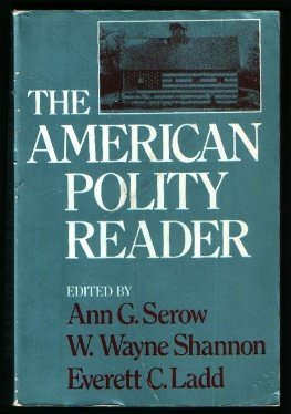 9780393956122: The American polity reader
