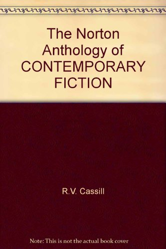 9780393956214: The Norton Anthology of CONTEMPORARY FICTION