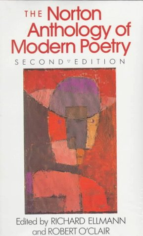 9780393956368: The Norton Anthology of Modern Poetry