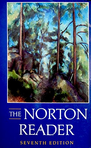 The Norton Reader: An Anthology of Expository: Arthur M. Eastman
