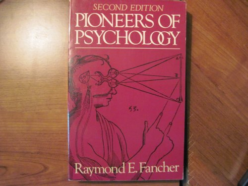 9780393956481: Pioneers of Psychology