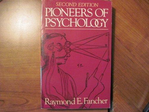 9780393956481: Pioneers of Psychology