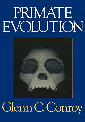 9780393956498: Primate Evolution