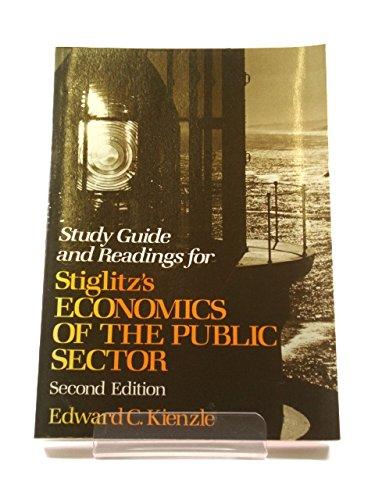 Economics of the Public Sector: Joseph E. Stiglitz