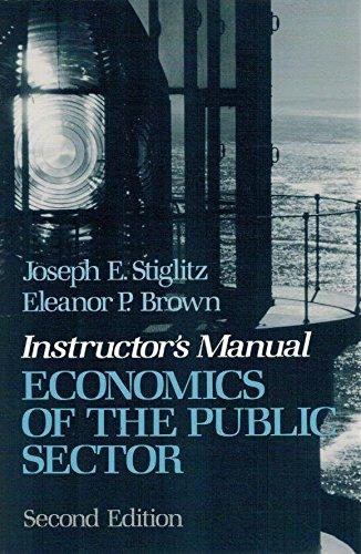 9780393956870: Economics of the Public Sector