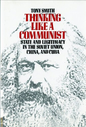 Thinking Like a Communist (0393956911) by Smith, Tony