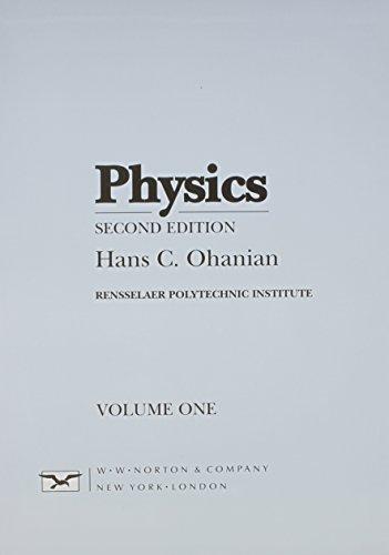 9780393957488: Physics 2e V 1