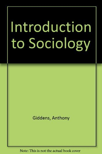 9780393957532: Introduction to Sociology