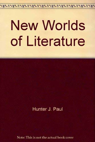 9780393957617: Instructor's guide for New worlds of literature