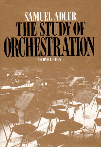 9780393958072: The Study of Orchestration