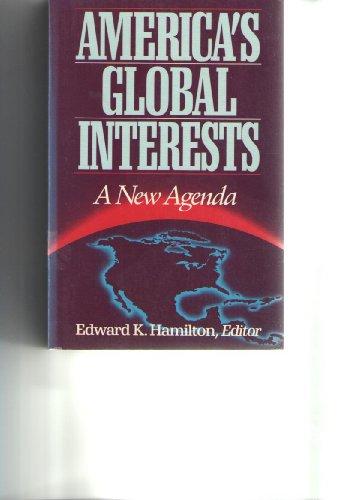 9780393958201: America's Global Interests: A New Agenda