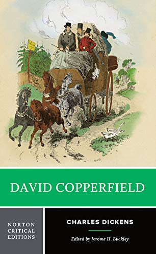 9780393958287: David Copperfield (Norton Critical Editions)