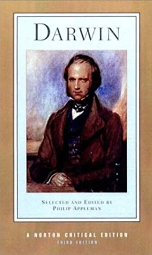 9780393958492: Darwin (Norton Critical Editions) (3rd Edition)
