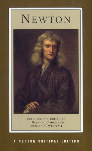 9780393959024: Newton (First Edition) (Norton Critical Editions)
