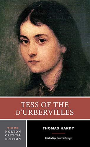 9780393959031: Tess of the D'Urbervilles 3e (NCE)