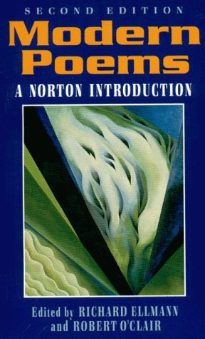 9780393959079: Modern Poems: An Introduction to Poetry (Second Edition)