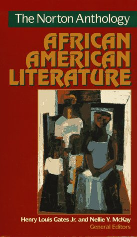 9780393959086: The Norton Anthology of African American Literature [With Cd-Rom]