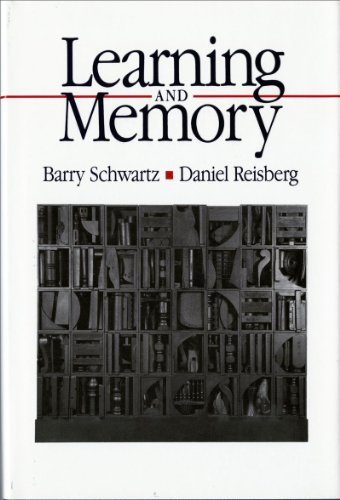 9780393959116: Learning and Memory