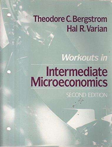 9780393959260: Workouts in Intermediate Microeconomics