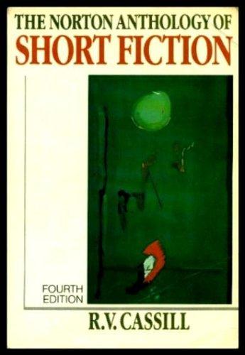 9780393959338: Norton Anthology of Short Fiction 4ED