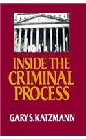 9780393959499: Inside the Criminal Process