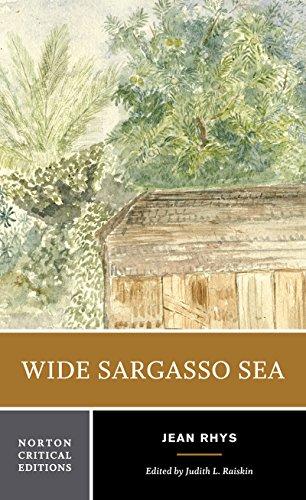 Wide Sargasso Sea (First Edition) (Norton Critical: Jean Rhys