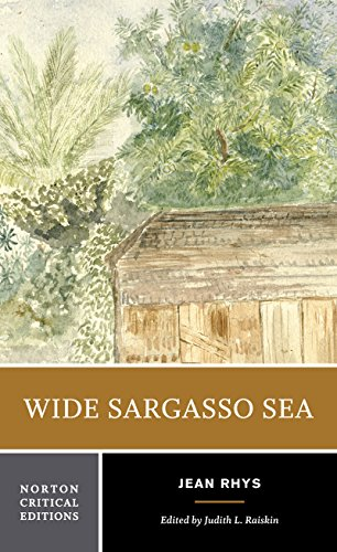 9780393960129: Wide Sargasso Sea (Norton Critical Editions)