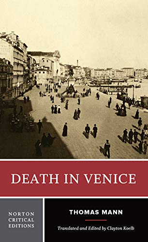 9780393960136: Death in Venice (A Norton Critical Edition)