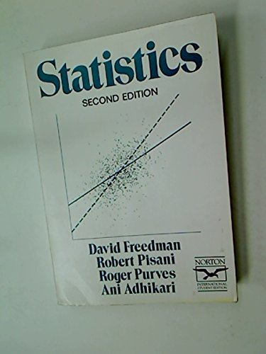9780393960457: Statistics