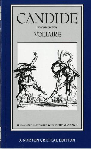 Candide (A Norton Critical Edition): Voltaire